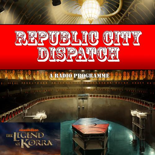 Republic City Dispatch #13: About That Comic Con Panel...