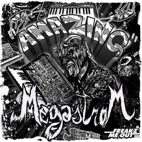 MEGASTROM - Saturn (Freakz Me Out Rec.)