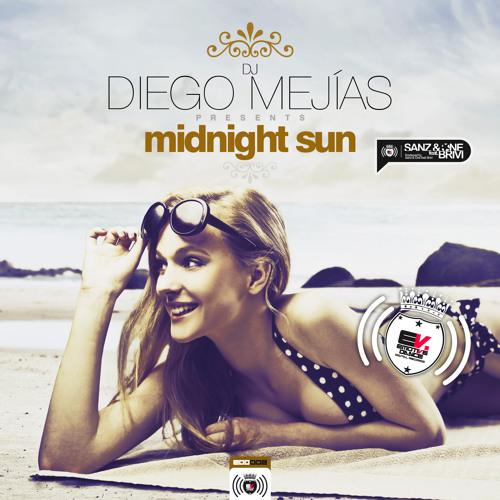 EDD 002: Dj Diego Mejias - Midnight Sun (Out Now! / Ya a la Venta!)