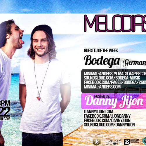 Bodega @ Melodias / Global Mixx Radio NYC