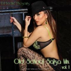 Old School Salsa Mix Vol 1