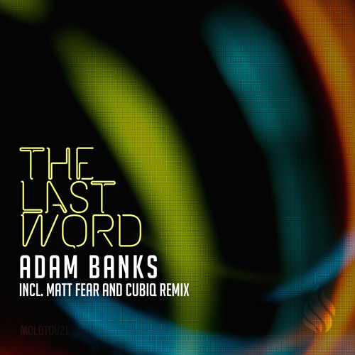Adam Banks - The Last Word (Cubiq's Epilogue Remix)