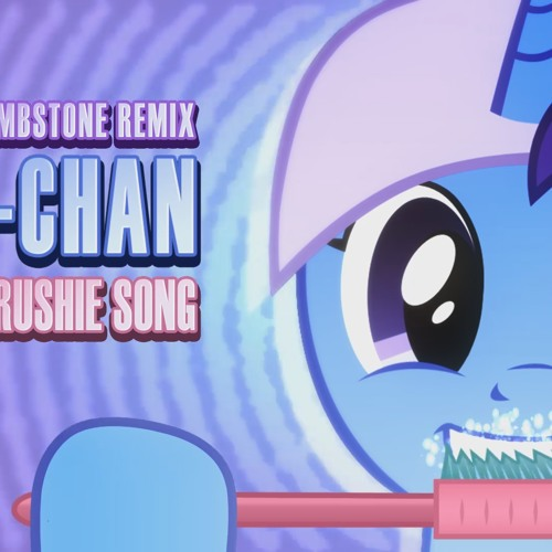 Rina-chan - Colgate Brushie Song (The Living Tombstone's Remix)