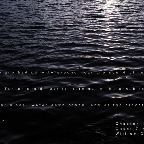 Water Down Stone [disquiet0029-countzero]