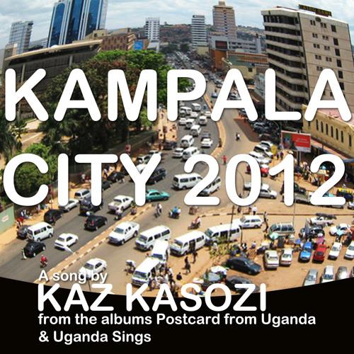 Kampala City 2012