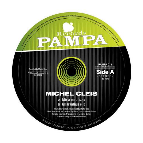 PAMPA011 - Michel Cleis - Mir A Nero