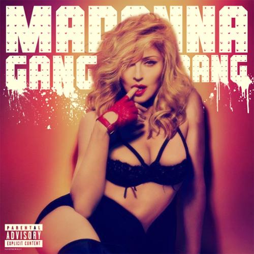 Madonna - GANG BANG (RomuloBlanc Mashup Afrojack Live Mix)