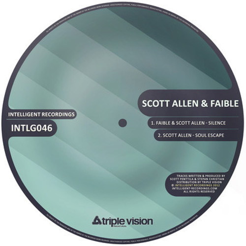 Scott Allen & Faible-Silence - Now Available!!