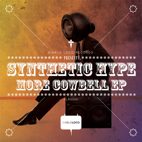 DLR020: Synthetic Hype vs Chubby Chaser : 'Get Down' clip