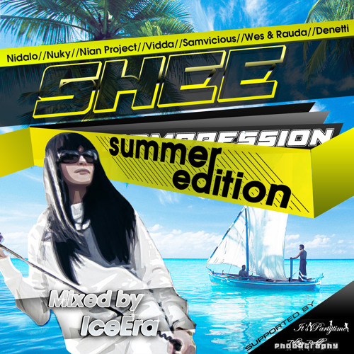 VA - Shee Compression Summer Edition - Mixed By IceEra (Compilation) previews