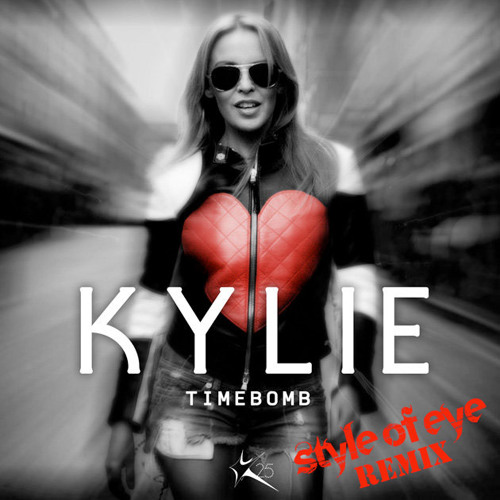 Kylie - Timebomb (Style Of Eye remix)