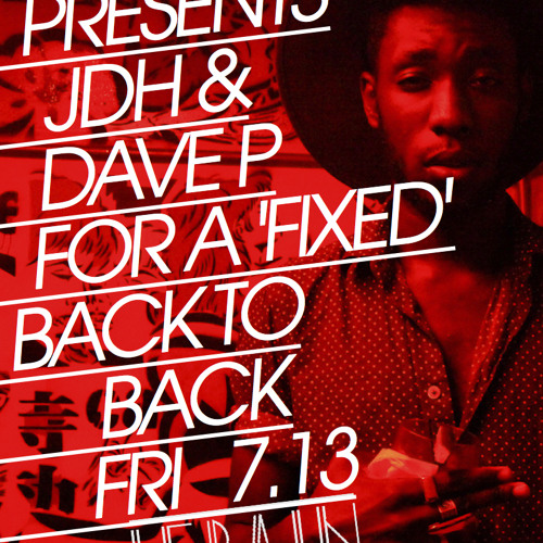 JDH & Dave P- Live at Le Bain- July 13- Part 1