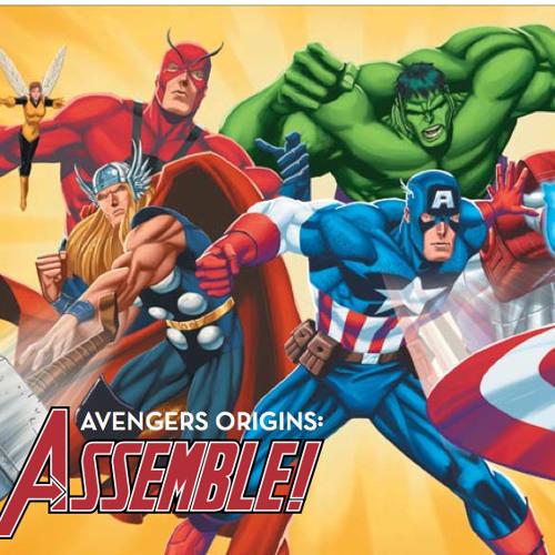 """Marvel's Avengers Origins: Assemble! """"Action"""""""