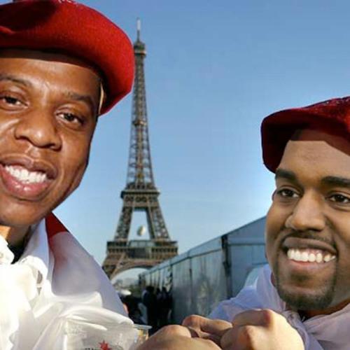 Afrobeats - niggas in paris (club version) mix