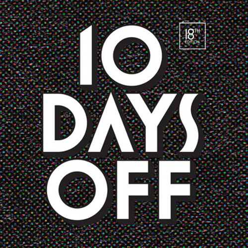 10 Days Off 2012 - Day 09 - John Talabot