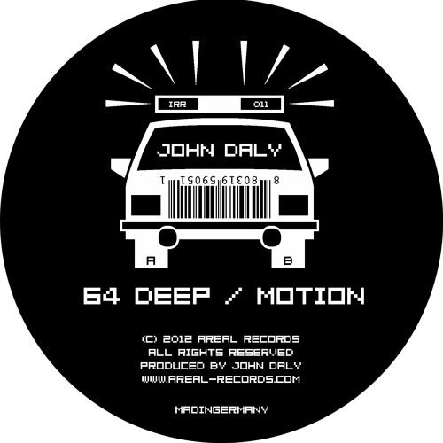 John Daly - 64 Deep (IRR011)