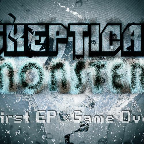 Skeptical Monster- Game Over