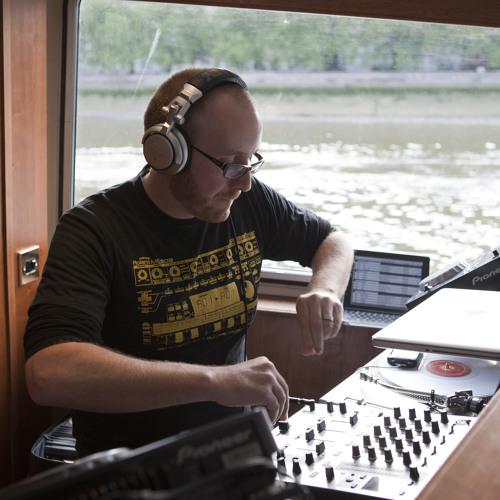 John Norman @ SOLU Boat Party  14.07.12 