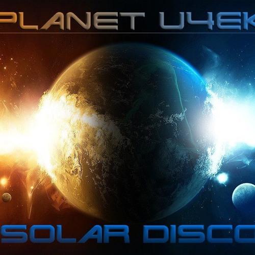 Planet U4EK - Solar Disco (Dr Taylor Remix)