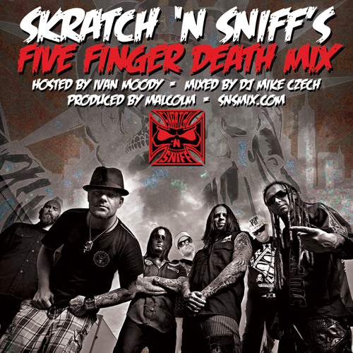 Five Finger Death Mix