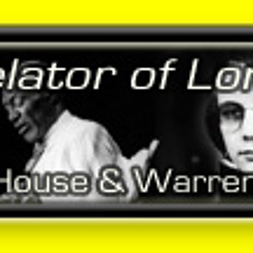 Revelator of London - (Son House & Warren Zevon)