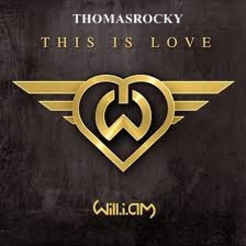 Will.I.Am feat. Eva Simons - This Is Love(Thomas Rocky Remix)