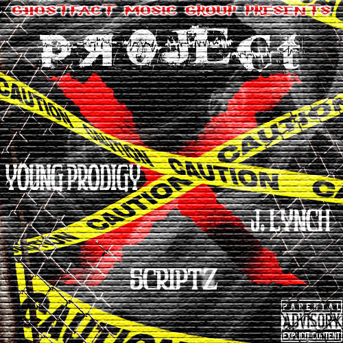 Ghost Fact-NIGGAZ IN VIRGINIA - J.LYNCH  YOUNG PRODIGY