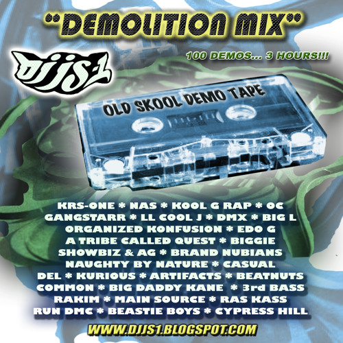 DJ JS-1 DEMOlition Mix