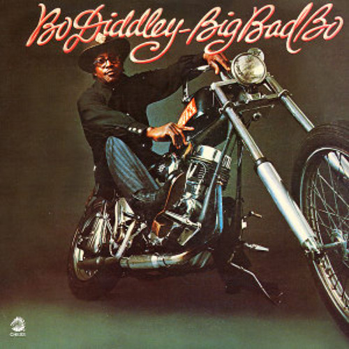 Bo Diddley - Stop The Pusher (JR.Dynamite Edits)