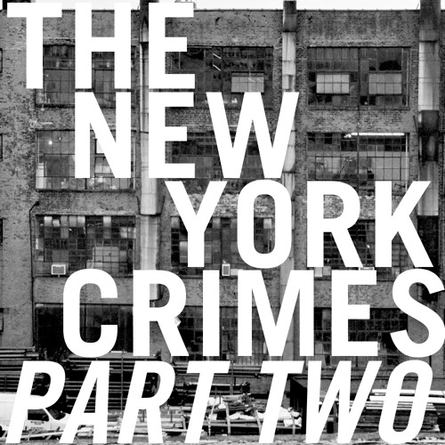 The New York Crimes - Part 2