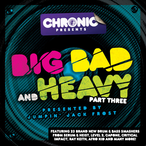 Verb - Ghetto Blaster [Big Bad and Heavy Part 3]