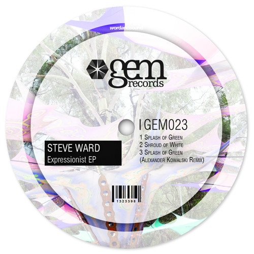 Steve Ward - Splash of Green (Alexander Kowalski remix) | Gem Records 2012
