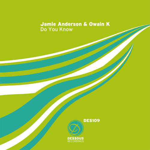 Jamie Anderson & Owain K - Keep It Pumping (Dessous) [preview]