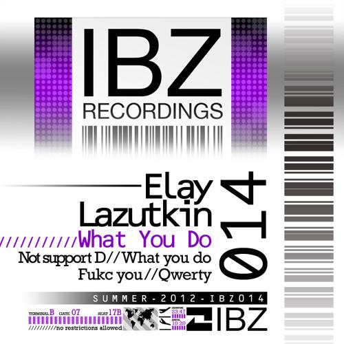 Elay Lazutkin - Not Support D (2012)
