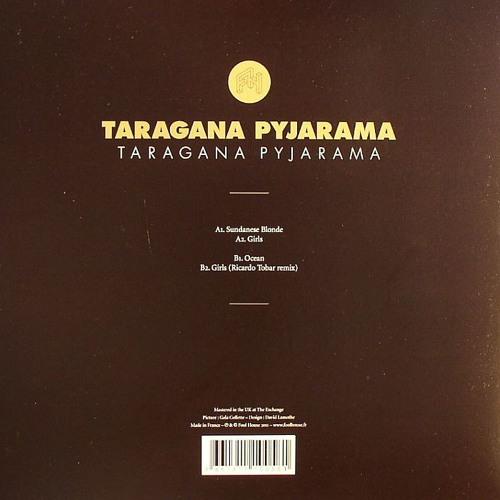 Taragana Pyjarama - Sundanese Blonde