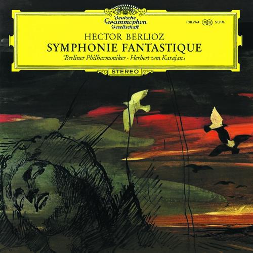 Karajan and the Berlin Phil perform Berlioz' Symphonie fantastique, Op.14 (5th mvmt)