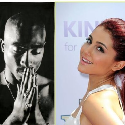 Ariana Grande Ft 2pac Love The Way You Lie Rmx By Ariana2pac On