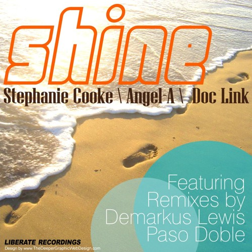 Promo Doc Link ft. Stephanie Cooke - Shine (Paso Doble MeloJazzy Touch) Mastered