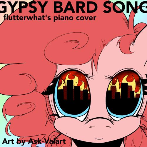 Gypsy Bard Song (Piano Cover)