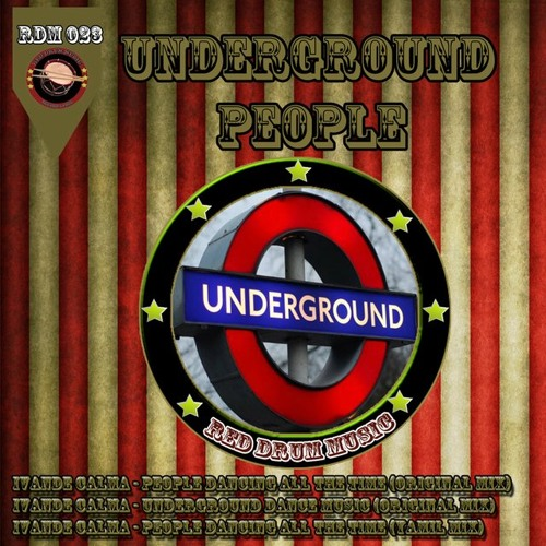 "IvanDe Calma - People Dancing All The Time (Original Mix)*snippet*[""Underground People"" EP]"