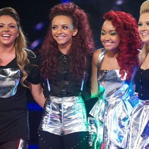 Little Mix - Don't Stop the Music - The X Factor 2011 [Live Show 5]