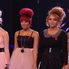 Little Mix - You Keep Me Hanging On - The X Factor 2011 [Semi Finals Performance 1]