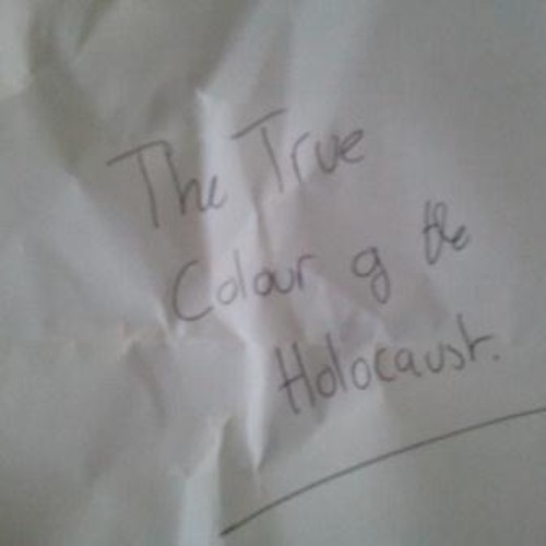 The True Colour of The Holocaust (Part I and II)