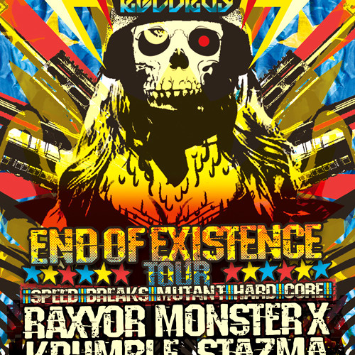 [RAXYOR] - End Of Existence Tour mix [2013]