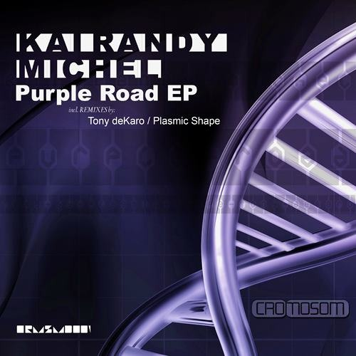 [CRMSMD001] Kai Randy Michel - Purple Road EP (incl. Tony deKaro + Plasmic Shape Remix)