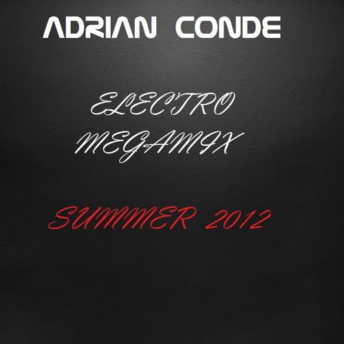 Electro megamix( summer 2012 )