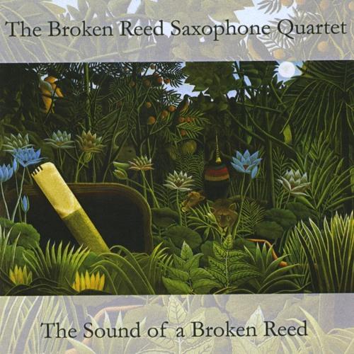Broken Reed Saxophone Quartet with Piano