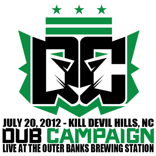Walking on the Moon (Police cover) - Live at the OBX Brewing Station 7/20/12