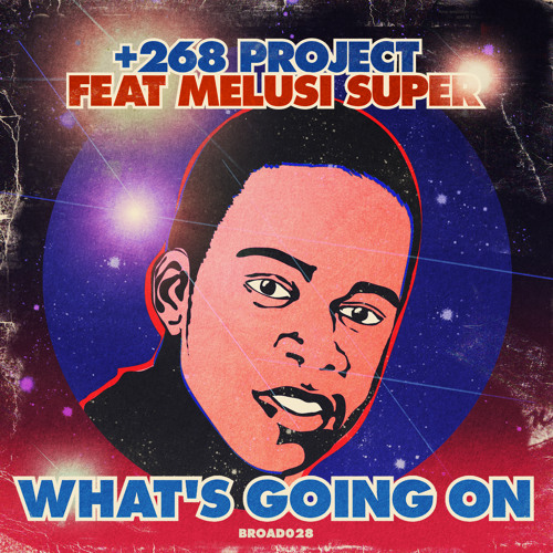 +268 Feat. Melusi Super - What's Going On (Crookid's Vox) Snippet