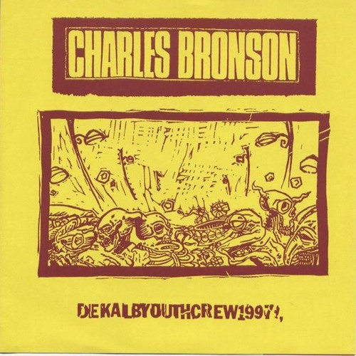 Charles Bronson - Individualized Floor Puncher